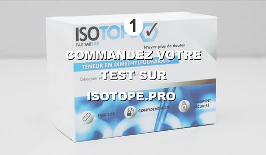Commande ISOTOPE